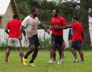 PNG rugby